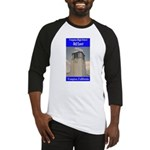 Compton High Bell Tower Baseball Jersey