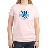 Yes On Infinity T-Shirt