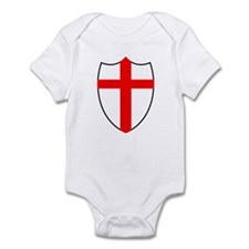 Cute Crusader Infant Bodysuit