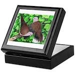 Ringneck Doves Keepsake Box