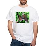 Ringneck Doves White T-Shirt