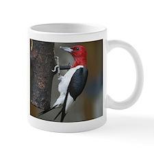 Red Headed Woodpecker Mug