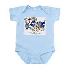 O'Hagan Coat of Arms Infant Creeper