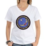 Missouri Highway Patrol Dive Women's V-Neck T-Shir