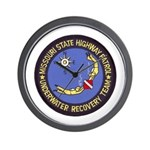 Missouri Highway Patrol Dive Wall Clock
