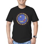 Missouri Highway Patrol Dive Men's Fitted T-Shirt