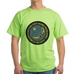 Missouri Highway Patrol Dive Green T-Shirt