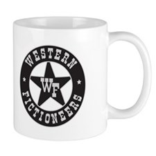 Cute Western writers Mug