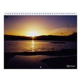 New Zealand's North Island Wall Calendar