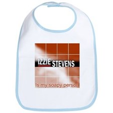 Izzie Stevens Is My Soapy Person Bib