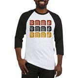 Marching Band Trio Baseball Jersey
