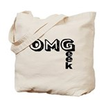 Oh My Geek Tote Bag