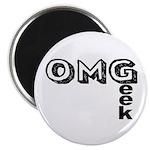 Oh My Geek Magnet