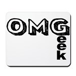 Oh My Geek Mousepad