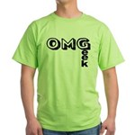 Oh My Geek Green T-Shirt