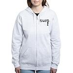 Oh My Geek Women's Zip Hoodie