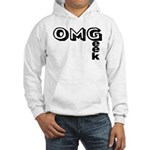 Oh My Geek Hooded Sweatshirt