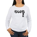 Oh My Geek Women's Long Sleeve T-Shirt