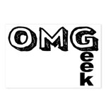 Oh My Geek Postcards (Package of 8)