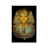 King Tut's Funerary Mask Magnet
