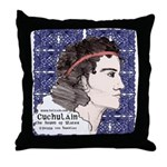 Cuchulain Throw Pillow