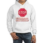 STOP! Hooded Sweatshirt