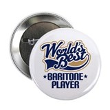 "Worlds Best Baritone Player 2.25"" Button"