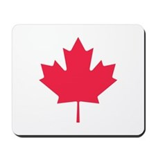 Maple leaf Mousepad