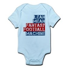 Fantasy Football Machine Infant Bodysuit