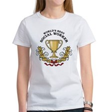 World's Best Social Worker Tee