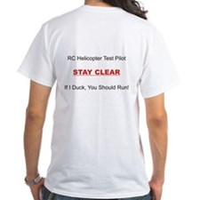 RC Heli Test Pilot Shirt