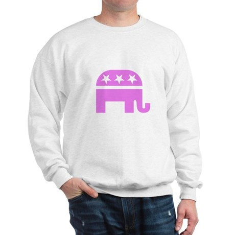 Pink Elephant Sweatshirt
