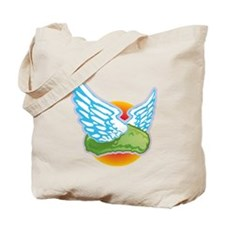 The Flying Pickle Tote Bag