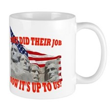 Our Turn Now! Mug