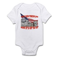 Our Turn Now! Infant Bodysuit