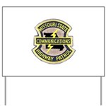 Missouri Highway Patrol Commu Yard Sign
