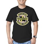 Missouri Highway Patrol Commu Men's Fitted T-Shirt