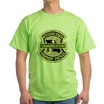 Missouri Highway Patrol Commu Green T-Shirt