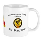 6th Squadron 1st Cav Mug