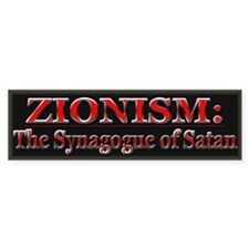Zionism - Synagogue of Satan