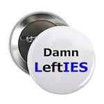 Damn Lefties Button
