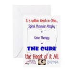Cure in Ohio Greeting Cards (Pk of 10)