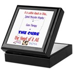 Cure in Ohio Keepsake Box