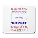 Cure in Ohio Mousepad