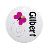 Cute Gilbert Arizona Ornament (Round)