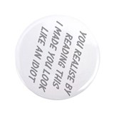 "DIFFICULT 3.5"" Button (100 pack)"