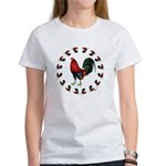 Rooster Circle Women's T-Shirt