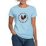 Rooster Circle Women's Light T-Shirt