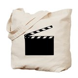 Movie - clapperboard Tote Bag