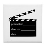 Movie - Cinema Tile Coaster